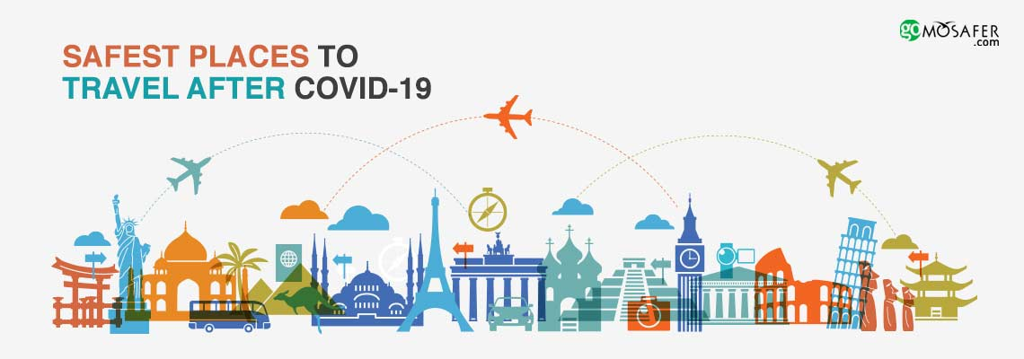 Places Safe to Travel After COVID-19